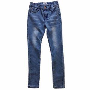 Hudson Girls Light Wash Skinny Jeans